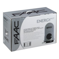 FAAC ENERGY KIT für zweiflügelige Drehtore 24 V
