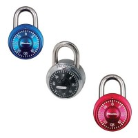 Master Lock Zahlen-Vorhangschloss Locker 1533