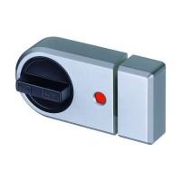 IKON - Kastenriegelschloss 5131-weiß-DIN rechts