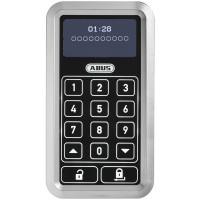 ABUS HomeTec Pro Funk-Tastatur silber