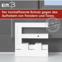 Scheffinger EM3 Riegel-weiß