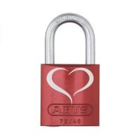 """ABUS Vorhangschloss - Love Locks 72/40 """"Herz"""""""