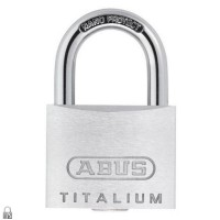 ABUS TITALIUM - Vorhangschloss 64TI/40 verschiedenschließend