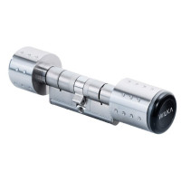 WILKA Elektronikknaufzylinder easy 2.0