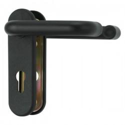 ABUS Feuerschutz-Garnitur KFG - mit runder Schildform