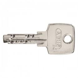 ABUS Bohrmuldenschlüssel  EC 550 und EC 75 Nachschlüssel laut Muster