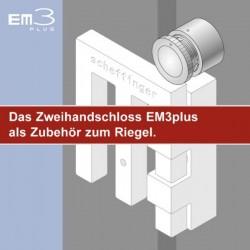 Scheffinger EM3plus Zweihandschloss