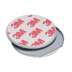 Magnet-Befestigungsset für Mini-Rauchwarnmelder Ø45mm