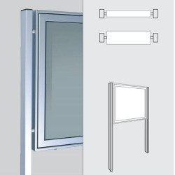wsm schaukasten tn 2 schauk sten weitere kategorien sicherheitstechnik shop. Black Bedroom Furniture Sets. Home Design Ideas