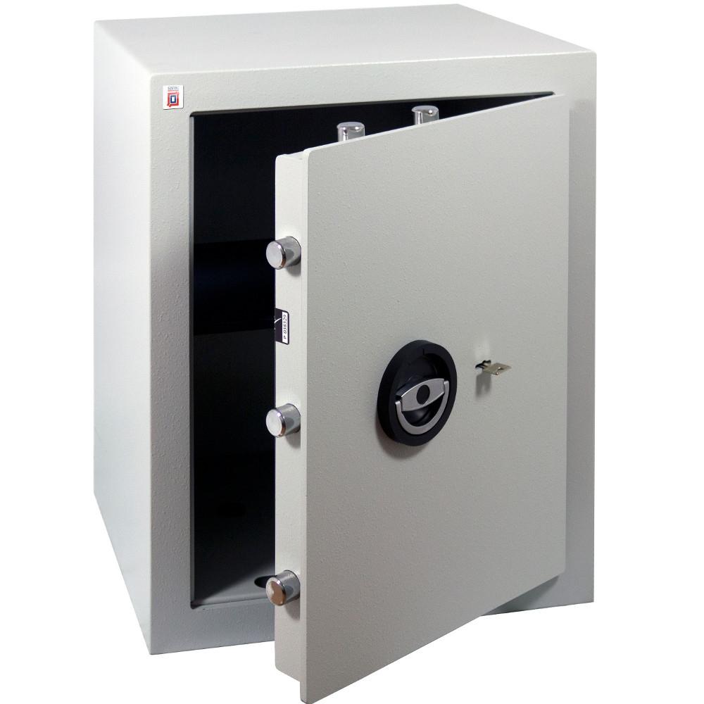 SISTEC Tresor Serie EM-mit Schlüssel-570 mm-450 mm-400 mm