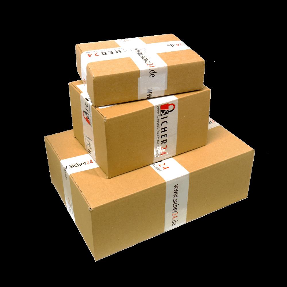 Paket von Sicher24