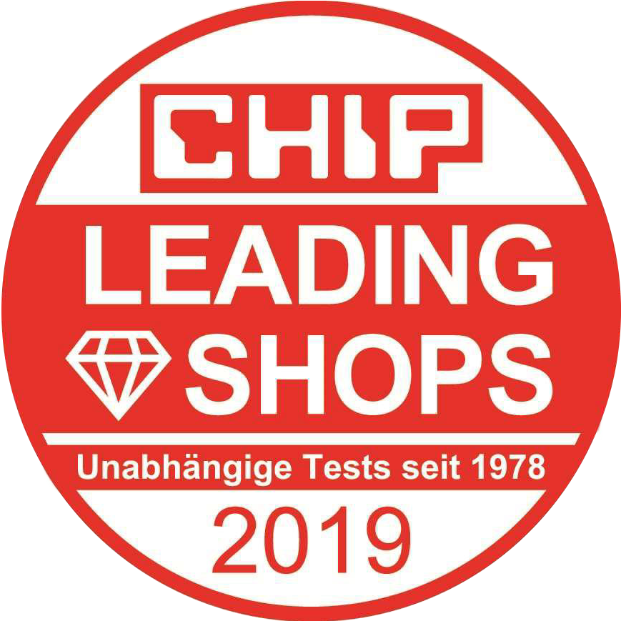 CHIP – Leading Shops 2019