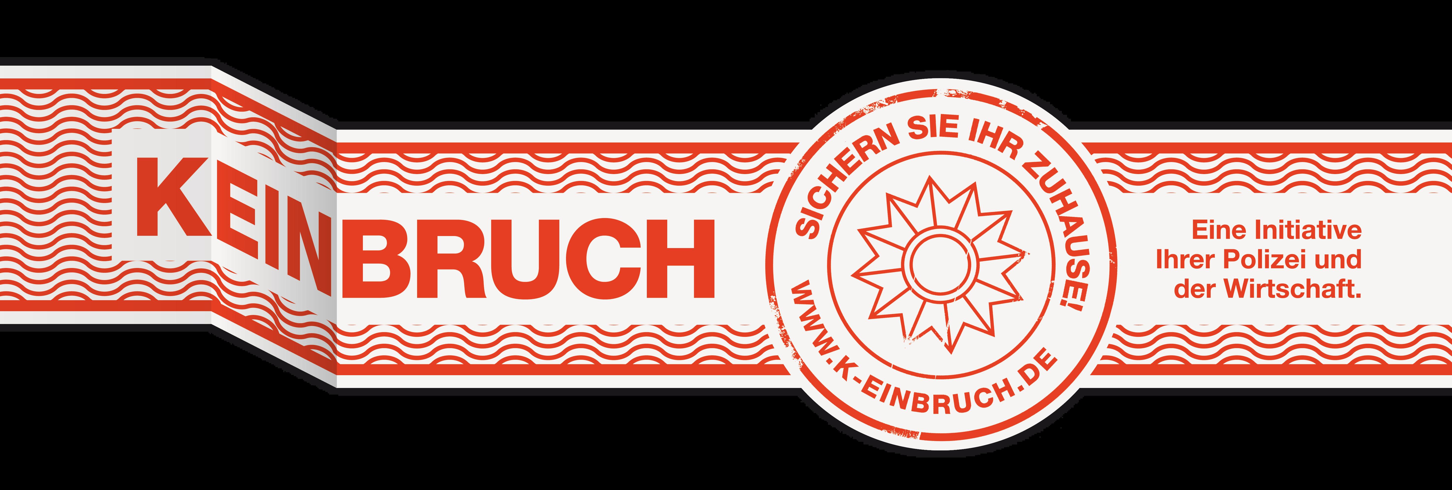 K-Einbruch Badge