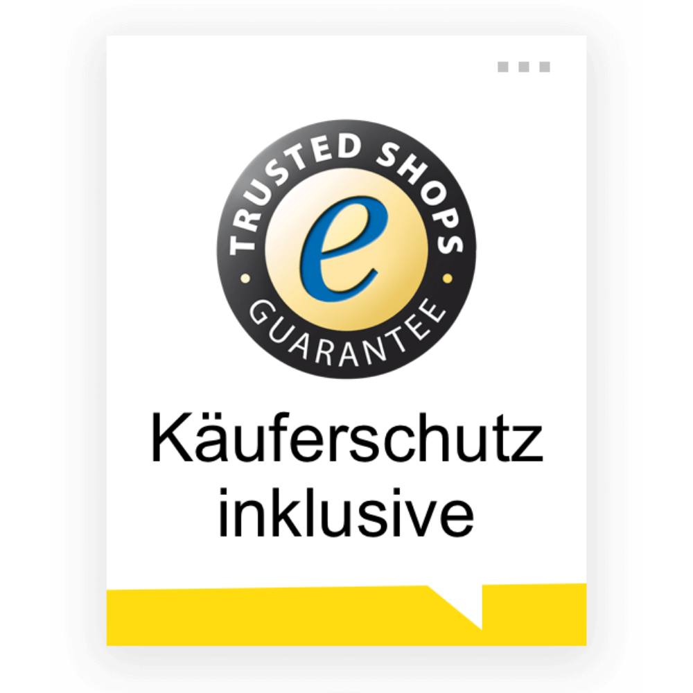 SICHER24.de - Trusted Shops Trustmark