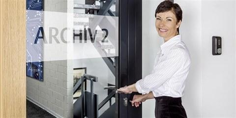 IKON Schließzylinder für Büro und Haus