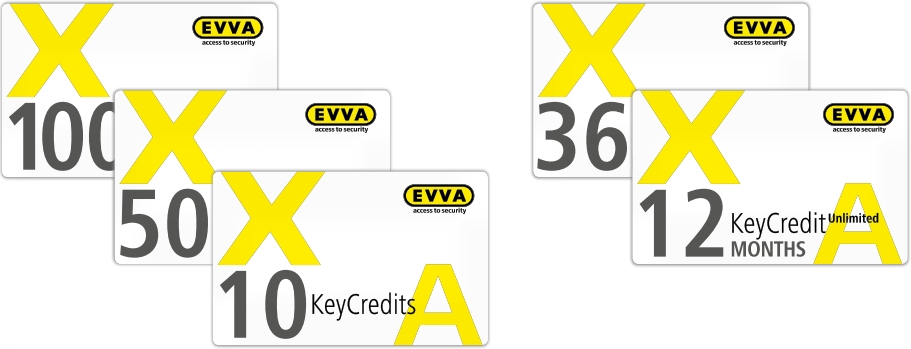 KeyCredits