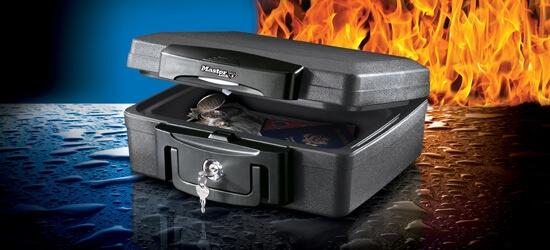 Feuerschutzkassetten von Masterlock