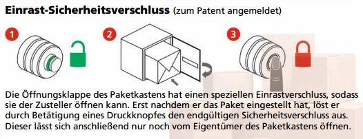 eBoxx Schloß