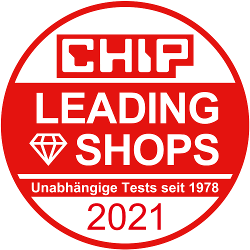 CHIP – Leading Shops 2021